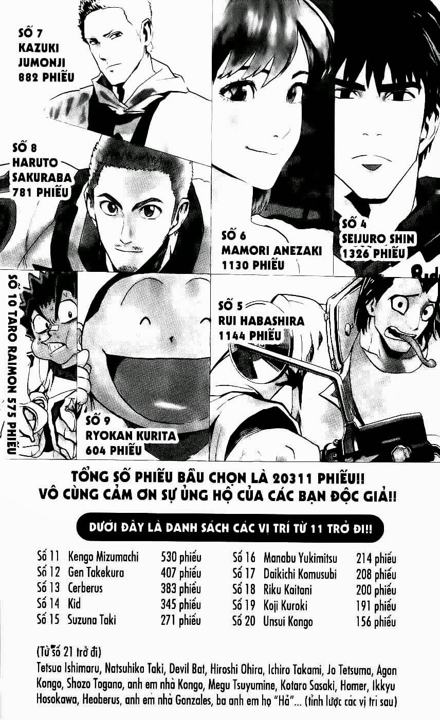 Eyeshield 21 chapter 155 trang 4