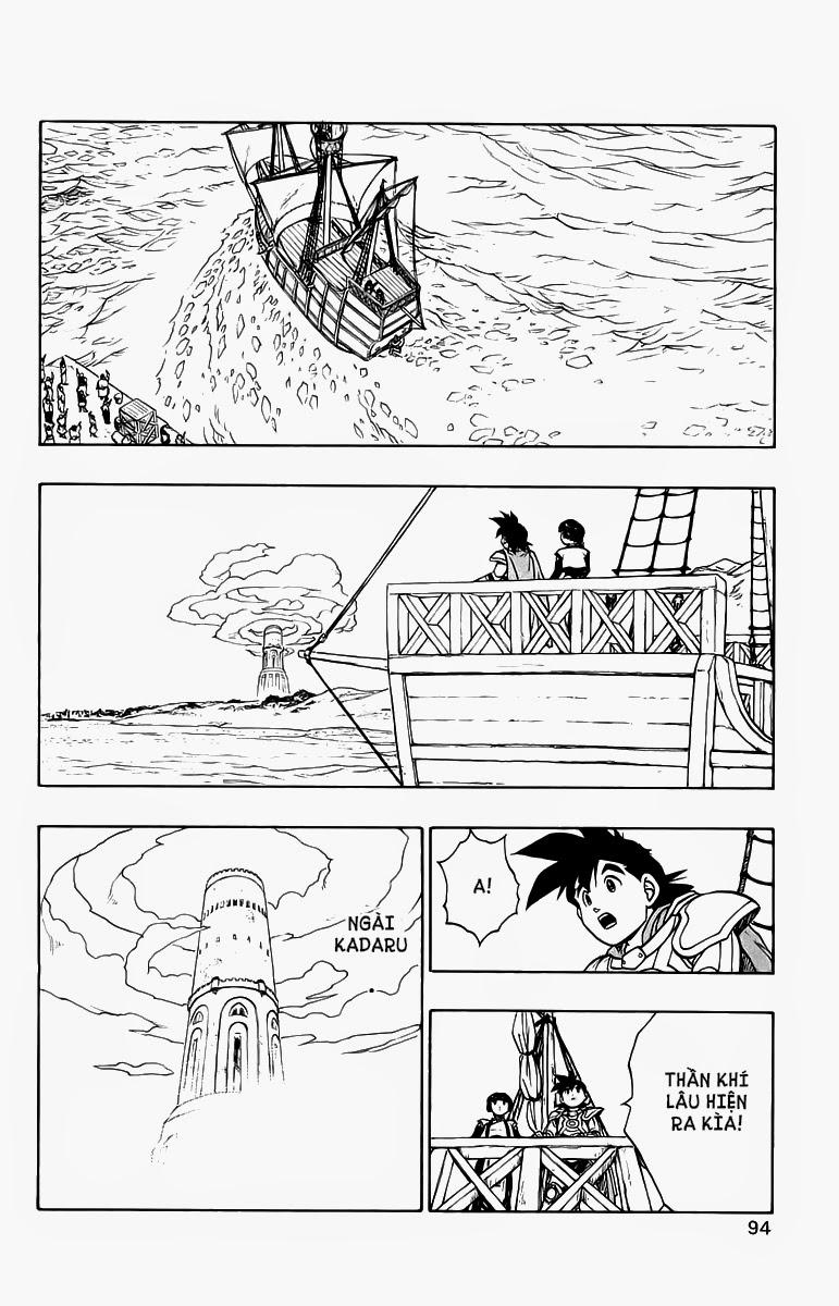 Dragon Quest: Emblem of Roto chap 39 trang 45