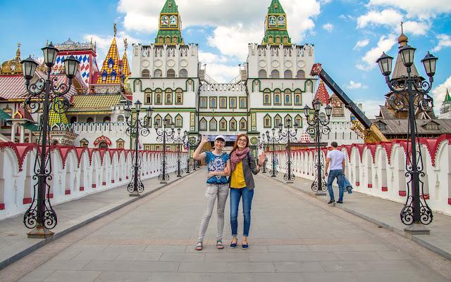 Путешествия: Измайловский кремль (фото-прогулка)
