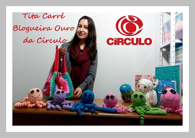 Tita Carré participando do projeto social Bouquet do Amor em Pelotas