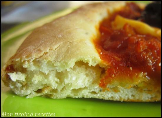 Mon Tiroir A Recettes Blog De Cuisine Pate A Pizza Kitchenaid