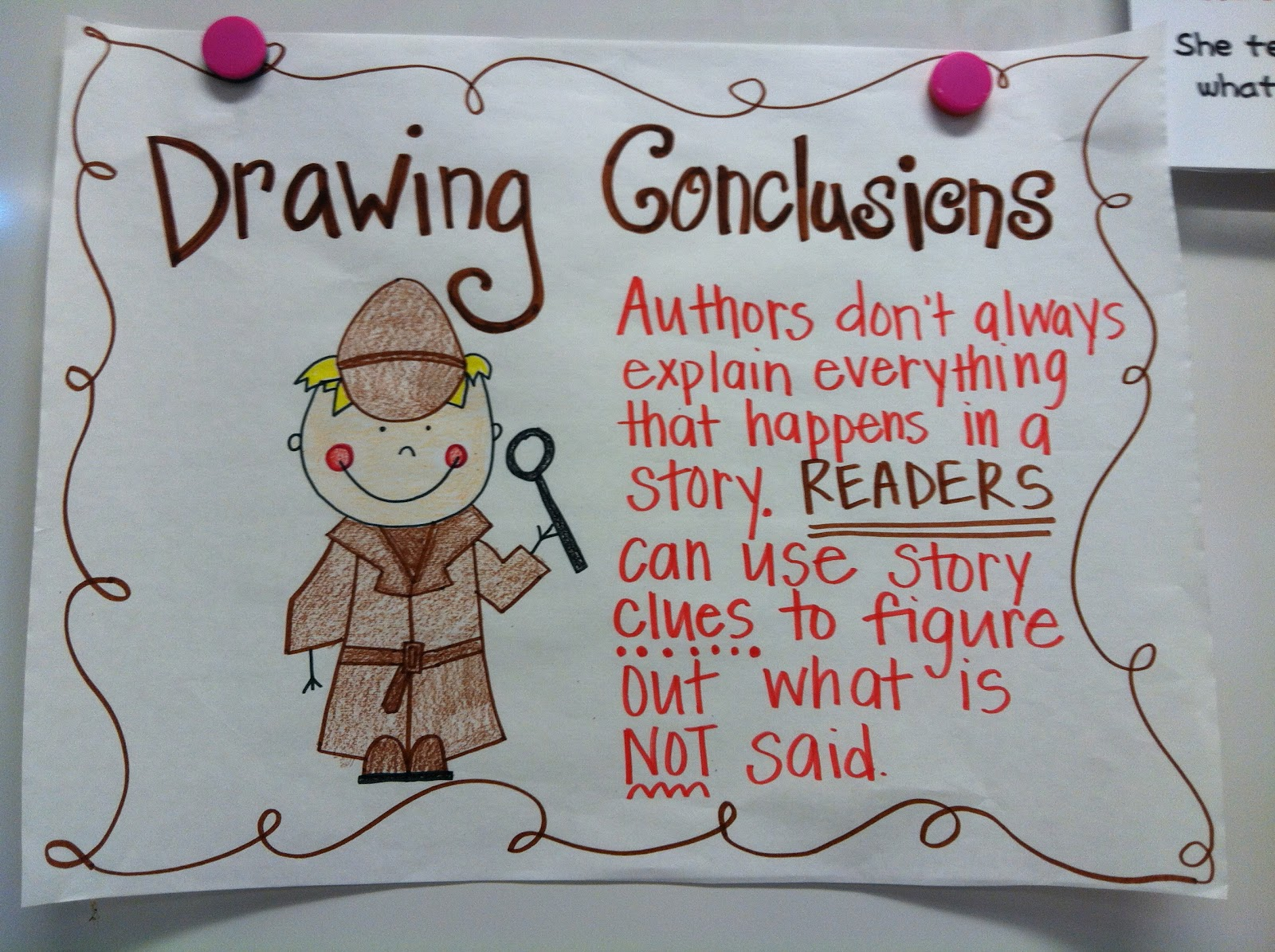 hight resolution of Drawing Conclusions - Lessons - Blendspace