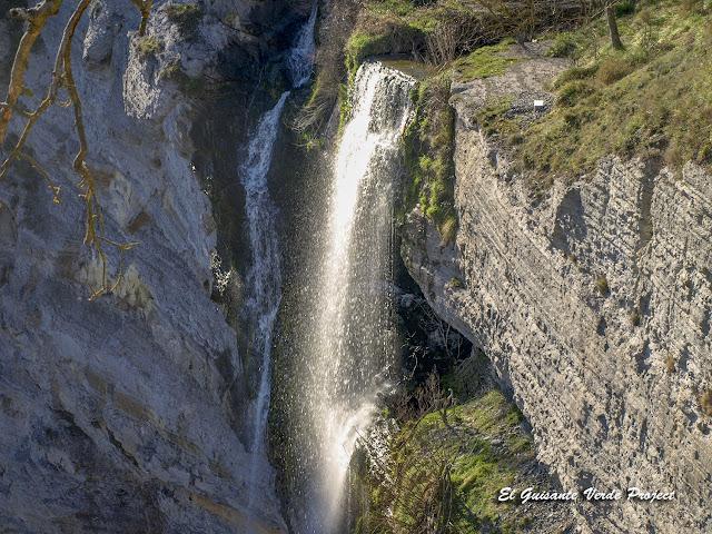 Parque Natural del Gorbea - Cascada de Gujuli, por El Guisante Verde Project