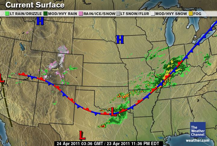 Stationary Front On A Weather Map.Enm Weather Blog 12c Jump Up In 3 Hours Saturday Am Cooler And