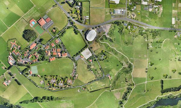 DroneDeploy空拍畫面