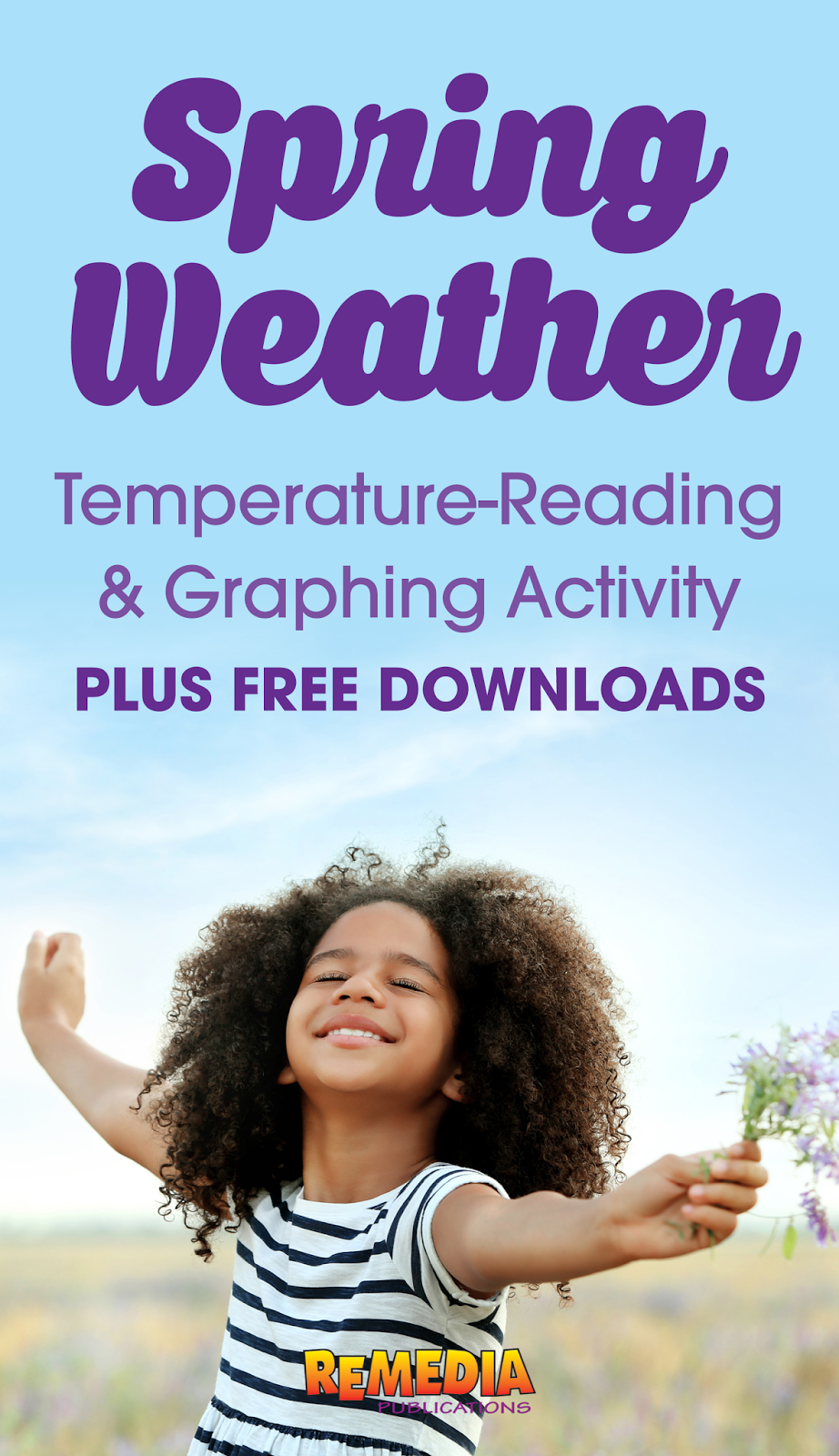 March is a great time to teach your students about reading thermometers and graphing. This easy-to-implement and hands-on bulletin board graph and free downloads will help you do just that.