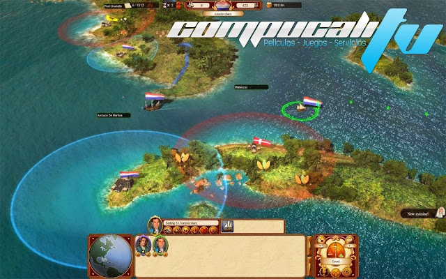 Commander Conquest of the Americas Gold Edition PC Full Español