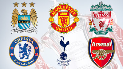 epl top 6 teams