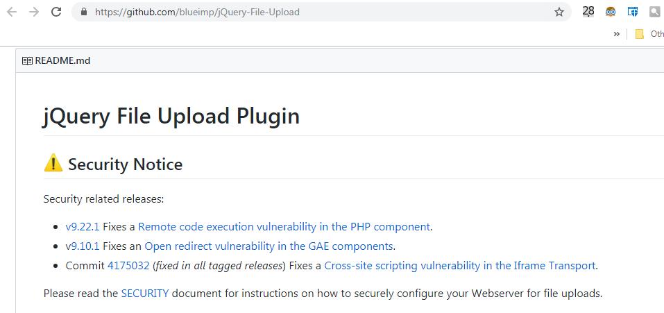 MetadataConsulting ca: jQuery File Upload Plugin broken for
