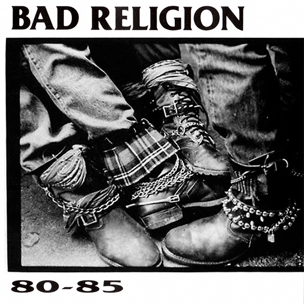 "Bad Religion's ""80–85"" turns 28 years old today"