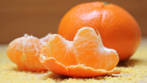 Orange for health and beauty