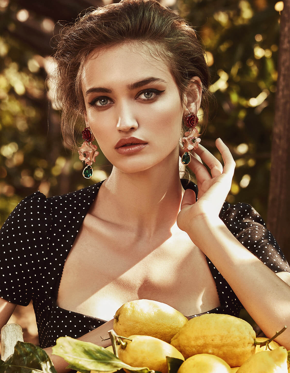 DOLCE & GABBANA HERITAGE COLLECTION
