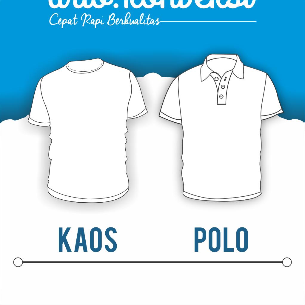 Konveksi Kaos dan Polo