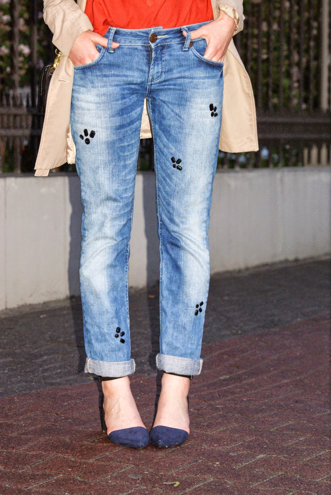 jeansy DIY
