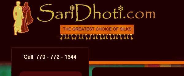 Saree Dhoti