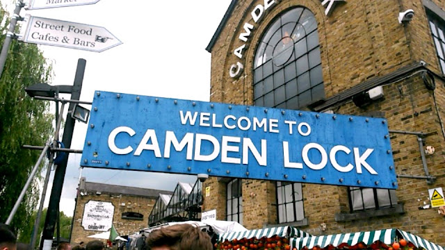 10 things to do in London, Camden Lock