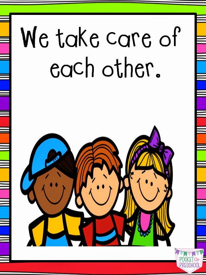 slide11+with+logo - Pre Kindergarten Classroom Rules