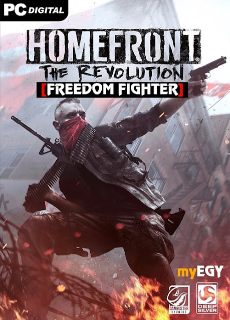 تحميل لعبه Homefront The Revolution  Freedom Fighter Bundle 0781467 dcb0 All DLCs 2018 للكمبيوتر