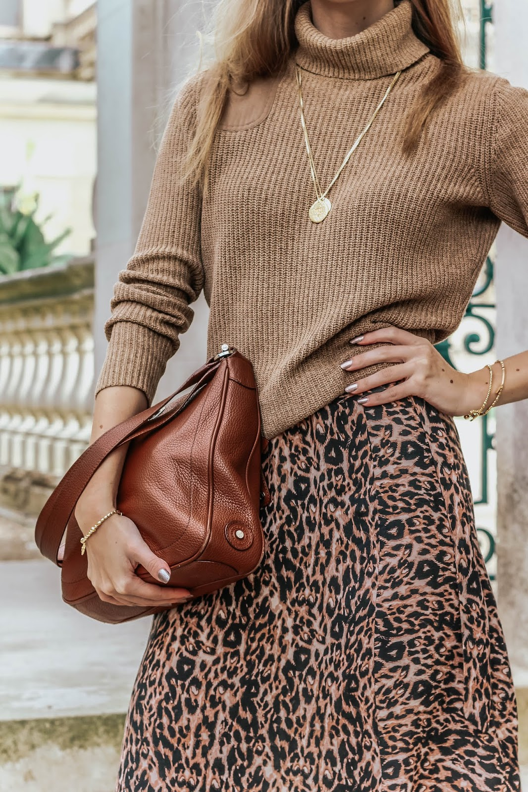 How to wear animal leopard print this season