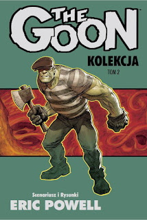 The Goon tom 2 okładka