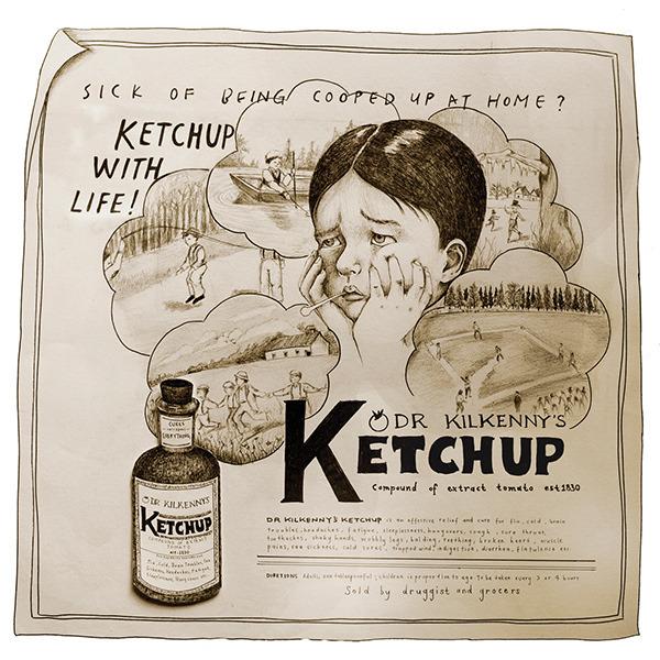 ¿Sabías que en la década de 1830 la ketchup se vendía como medicina?