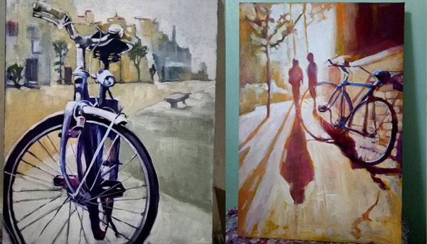 Kyle Jocson - Bacolod art teacher - art exhibit
