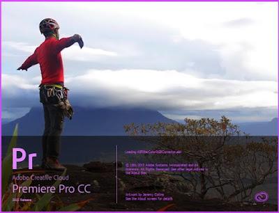 Adobe Premiere Pro CC 2015 9.0 Full Crack Terbaru