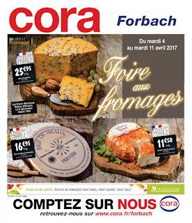 Catalogue Cora 04 au 11 Avril 2017