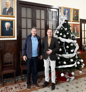 Στο Δημαρχείο Ιωαννίνων ο Ελβετός Πρέσβης