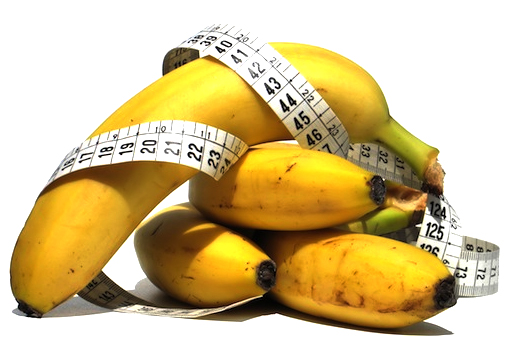 Banana Diet Helps Weight Loss