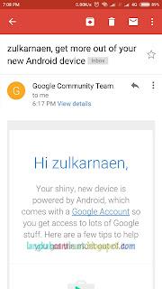 buat email baru gmail lewat hp