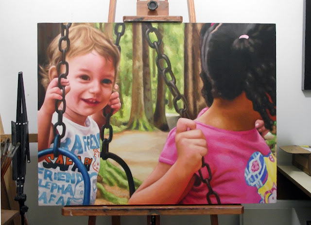 Pintura de retrato
