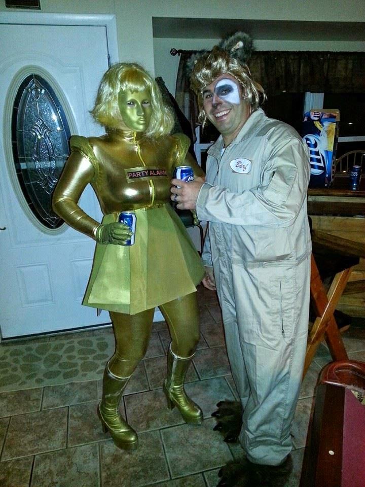 Patty S Blog Spaceballs The Halloween Costumes Barf