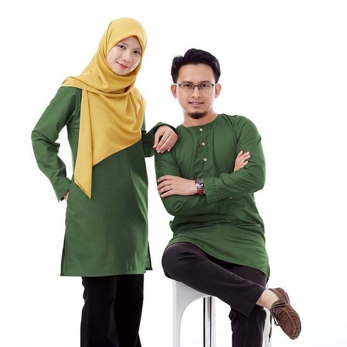 Kurta Sedondon Kurlous Omera (hijau)