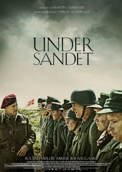 Under Sandet Movie Online 2017 Watch