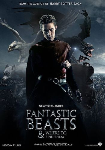 Fantastic Beasts and Where to Find Them 2016 English 480p HC HDRip 350mb