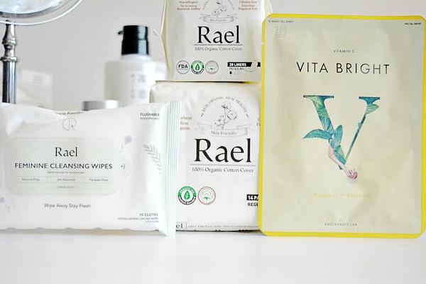 Rael Organic Feminine Hygiene Products | Your Beauty Pantry