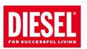Logo marca Diesel