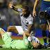 Malas noticias para Boca: Esteban Andrada sufrió una fractura de mandíbula y no jugará el Superclásico del domingo