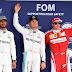 Com diferença miníma Rosberg supera Hamilton e crava a pole position em Suzuka