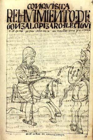 Pizarrista Vs Almagristas. La Guerra Civil en Perú (II) 1