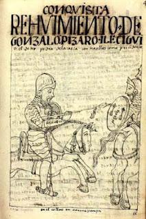 Lucha entre Gonzalo Pizarro y el Pacificador Pedro de la Gasca