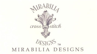 "Scheme embroidery ""Mirabilia Designs"" series LL"