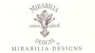 """Scheme embroidery """"Mirabilia Designs"""" series LL"""