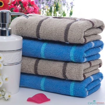 sublimated bath towel
