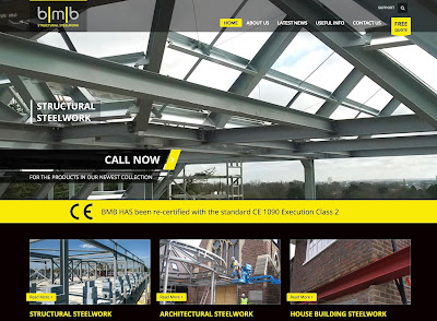 BMB Structural Steel gets the works online!