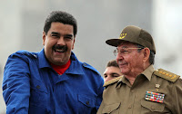 Image result for cuban troops in venezuela images