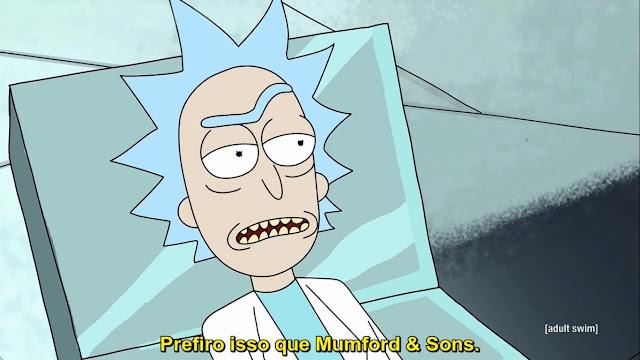 Frases de Rick e Morty