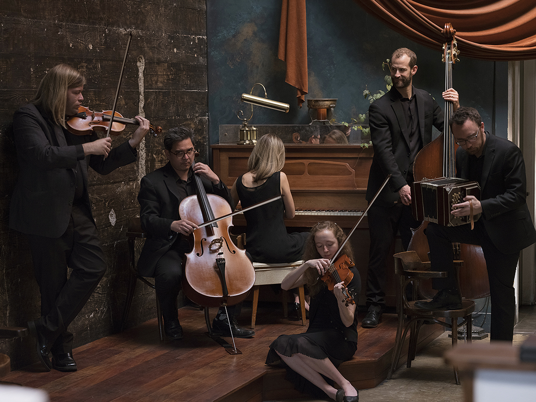 Maybeck Studio: Redwood Tango Ensemble - Contemporary Tango