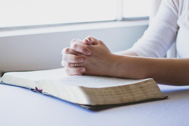 Oração - Mulheres na Bíblia